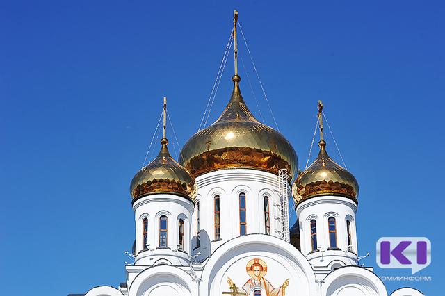 В ИК-25 вбили колышки под будущий православный храм