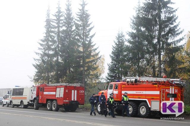 Пожар в личном доме забрал жизни маленьких граждан Коми иихбабушки