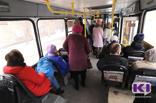 Сыктывкарские автобусы будут двигаться по новому маршруту