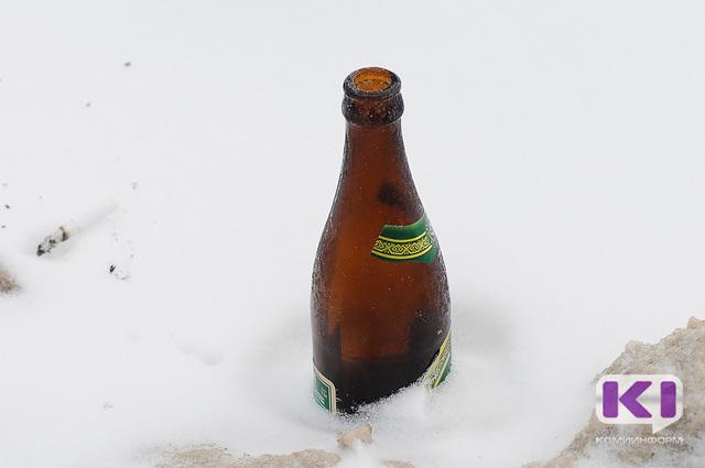 Каждый россиянин, включая младенцев, в год выпивает 12 литров алкоголя