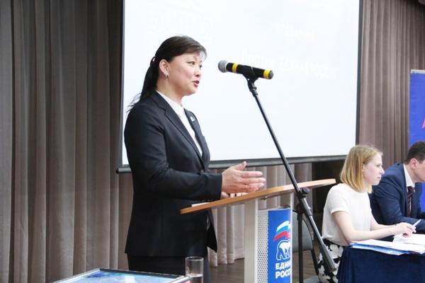 Сыктывкарские единороссы хотят видеть на посту председателя Совета города Анну Дю