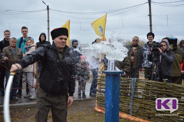 В первом чемпионате Коми по рубке шашкой победил сыктывкарец
