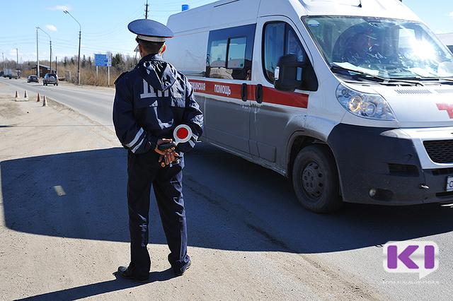 На пешеходном переходе в Ухте сбили 12-летнюю девочку