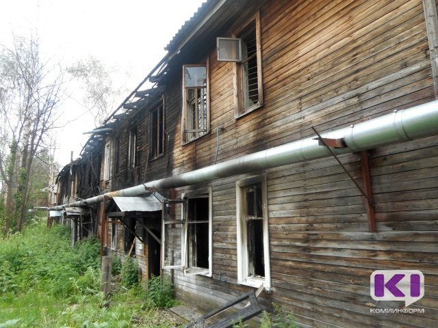 Дом по ул.Банбана в Лесозаводе снесут