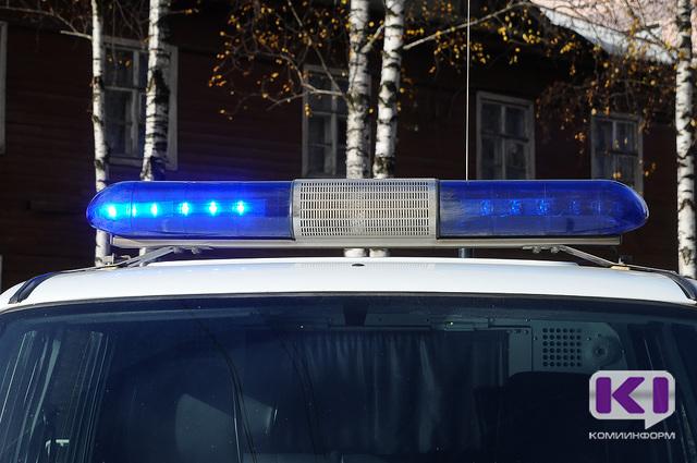 Полицейские Сыктывкара по горячим следам задержали подозреваемого в совершении тяжкого преступления