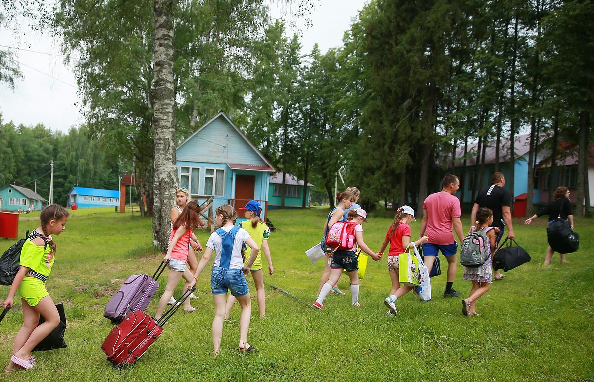 В Коми более 25 тысяч детей отдохнут в 476 летних лагерях