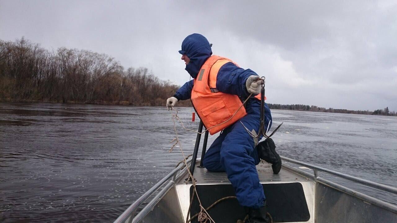 Четверо рыбаков пропали нареке вКоми