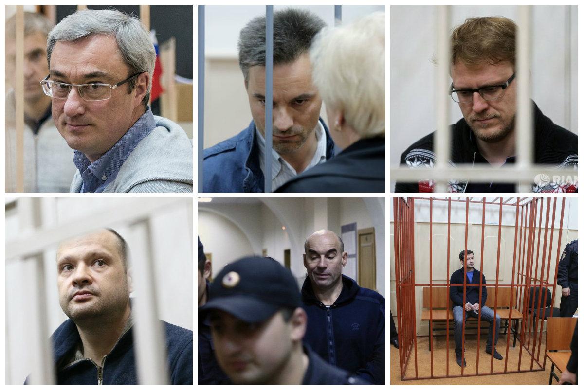 Мосгорсуд вновь рассмотрит вопрос о продлении ареста фигурантам