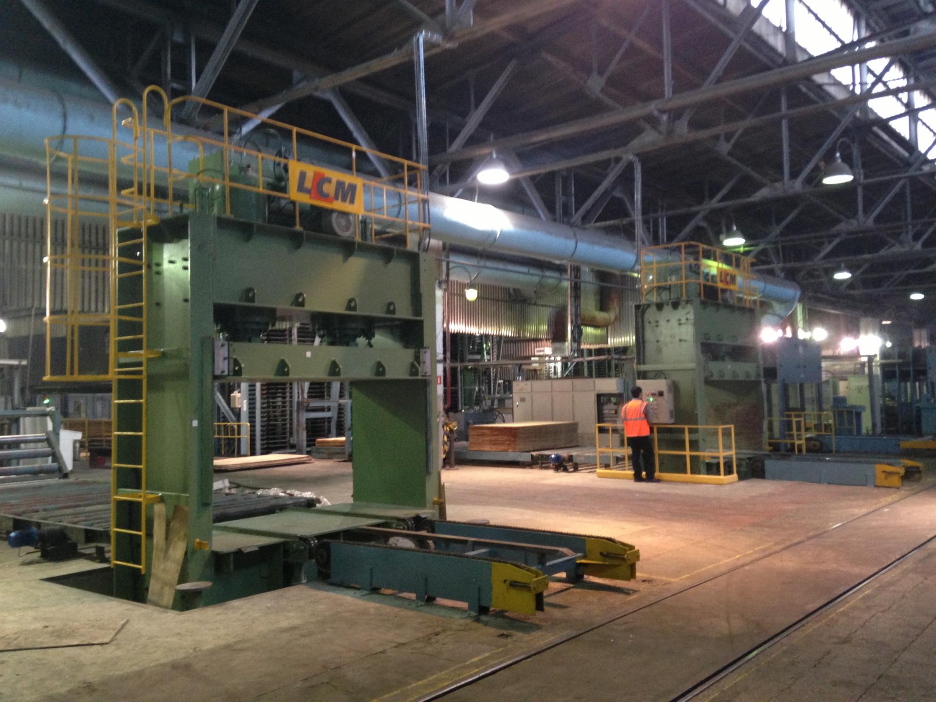 Трудинспекция Коми завершила расследование несчастного случая на Сыктывкарском фанерном заводе