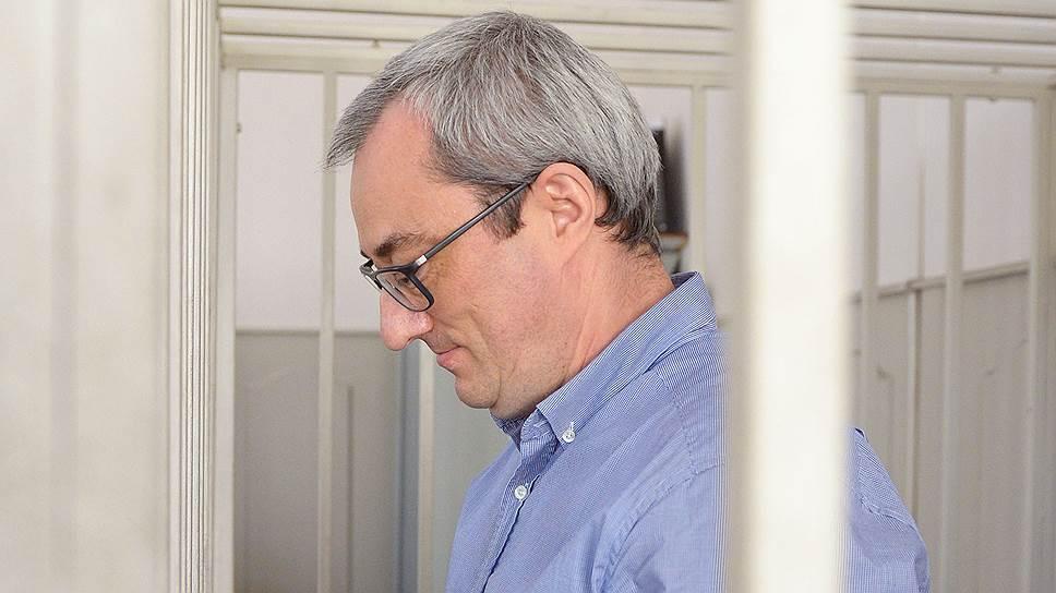 Вячеслав Гайзер останется под стражей еще на три месяца