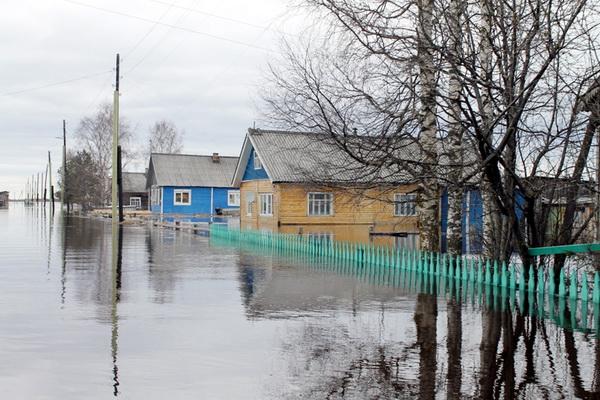 В Печорском районе снят режим особой готовности, связанный с паводком