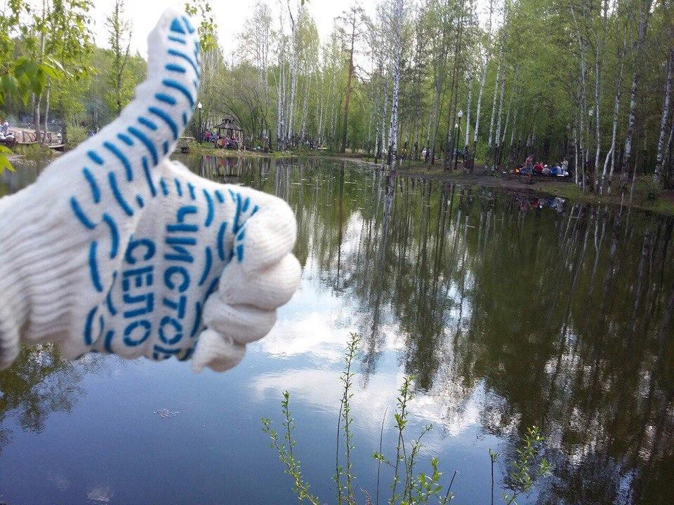 Коми стала победителем всероссийской экологической акции