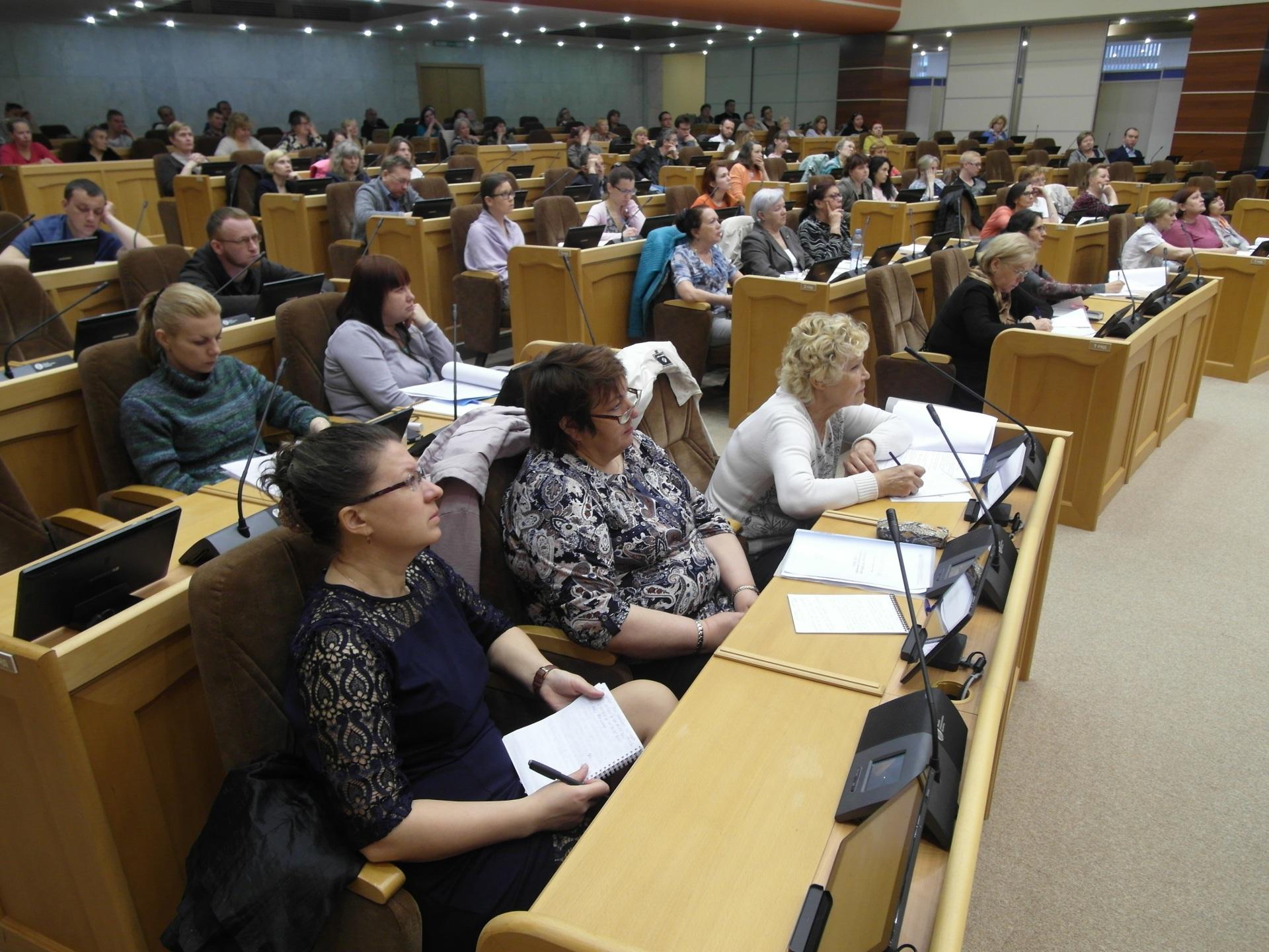 В Коми проинструктировали работников сферы ЖКХ по работе в ГИС ЖКХ