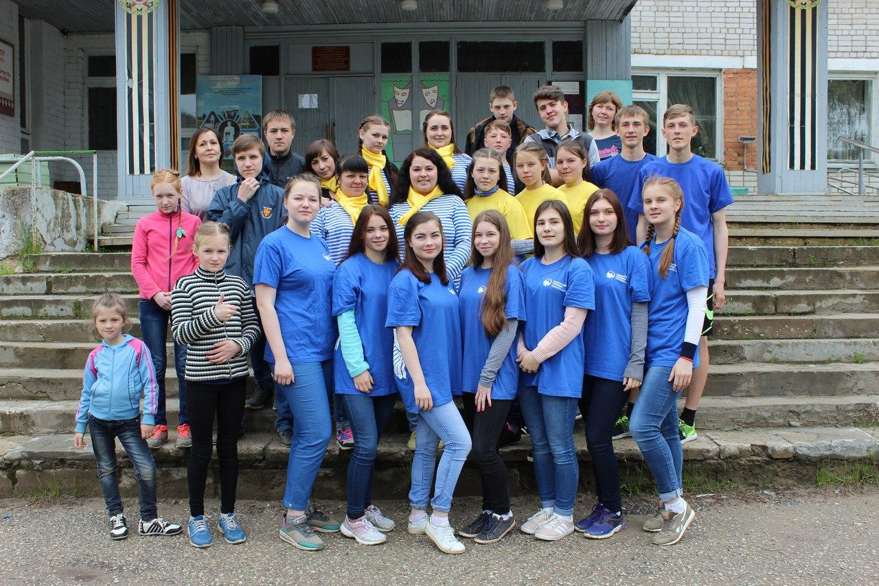 Роль партизан примерили на себя молодежные организации Прилузья