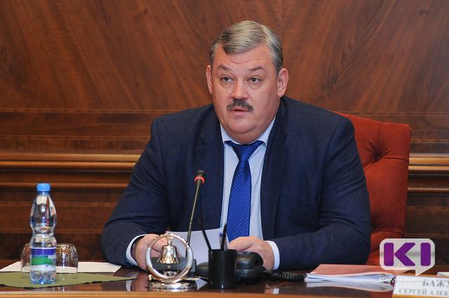 """Глава Коми призвал банковский сектор превратиться из """"сберегательных касс"""" в полноценные кредитные учреждения"""