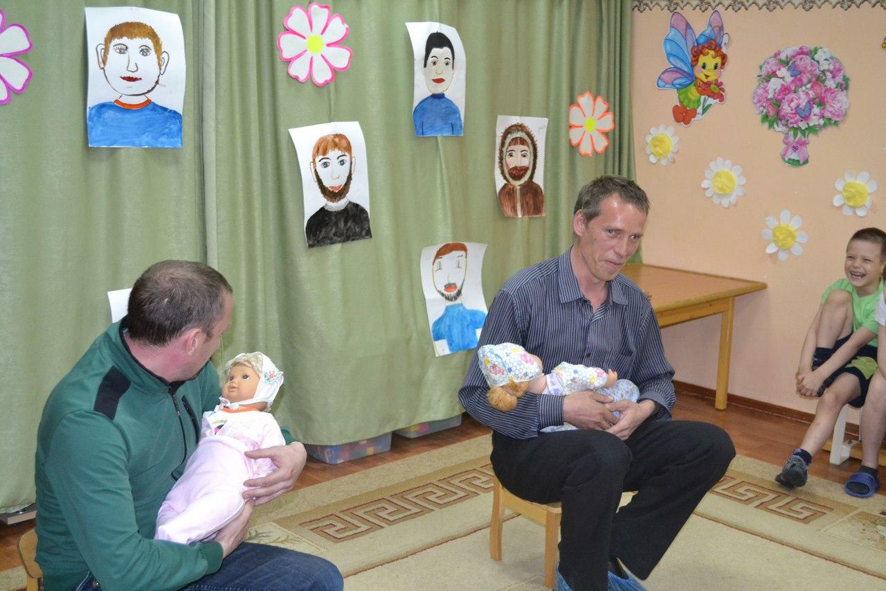 Неофициальный праздник День отца набирает популярность в Коми