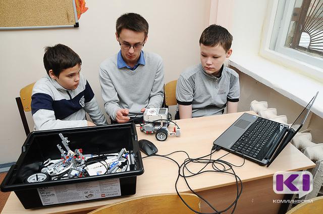 Команды Коми примут участие в заключительном этапе Всероссийской робототехнической олимпиады