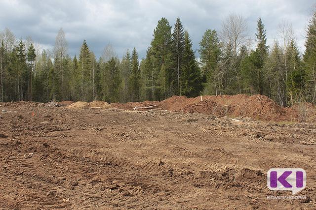 В Сыктывдинском районе расследуют дело о порче земель