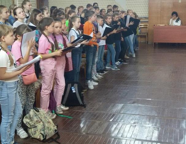 Юные артисты из Коми споют в составе Большого детского хора России на юбилее Чувашии