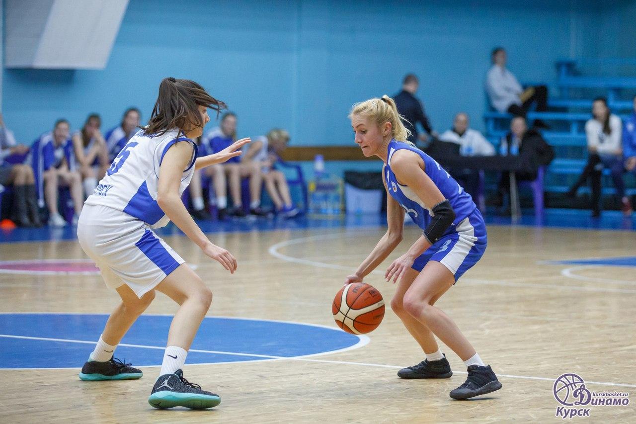 Сыктывкарская баскетболистка вошла в сборную России