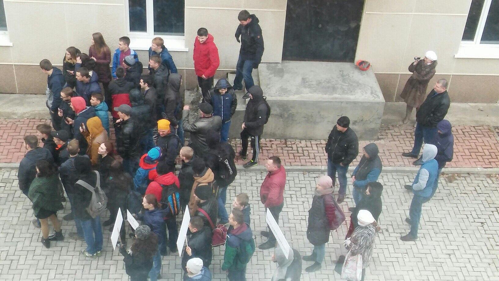 Прокуратура не нашла нарушений в организации учений совместно со студентами в Ухте