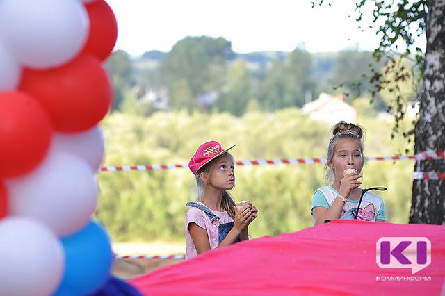 В Сосногорске 616 школьников отдохнут в летних лагерях