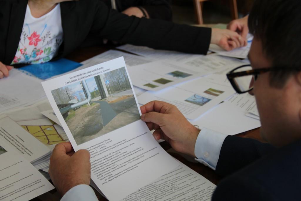 Дизайн-проекты благоустройства дворов и общественных территорий в Сыктывкаре и Эжве откорректировали