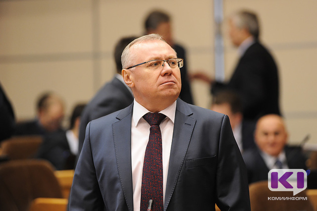 Депутат государственного совета Коми оштрафован на2,5 млн
