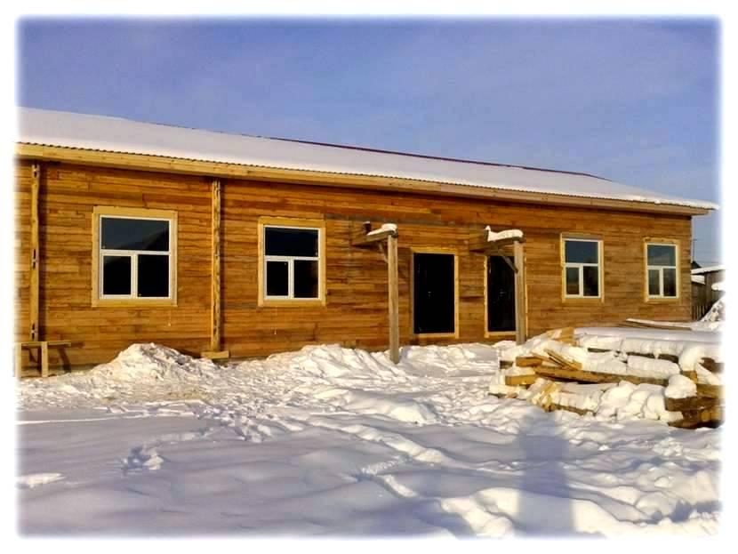 В селе Усть-Нем ко Дню республики появится новый Дом культуры