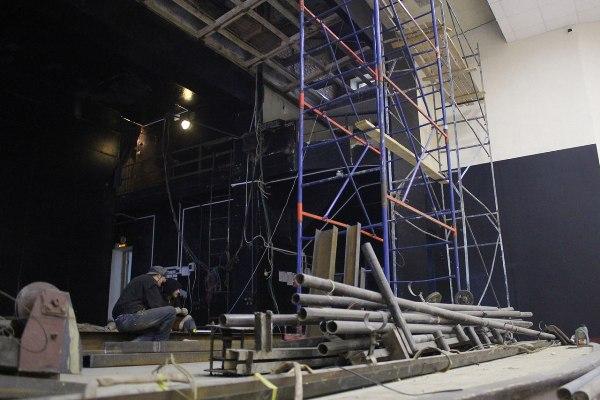 В Воркуте реконструируют драмтеатр