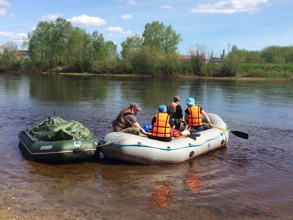 Ухтинские туристы отправились в этнографическую экспедицию