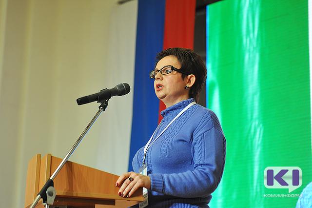 Депутат Госдумы Ольга Савастьянова выехала в Усть-Вымский район Коми