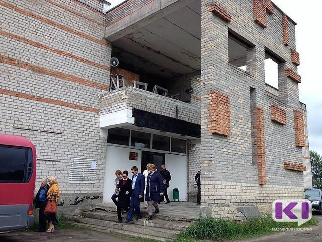 Усть-Вымский Дом культуры значительно обновился благодаря грантовой поддержке