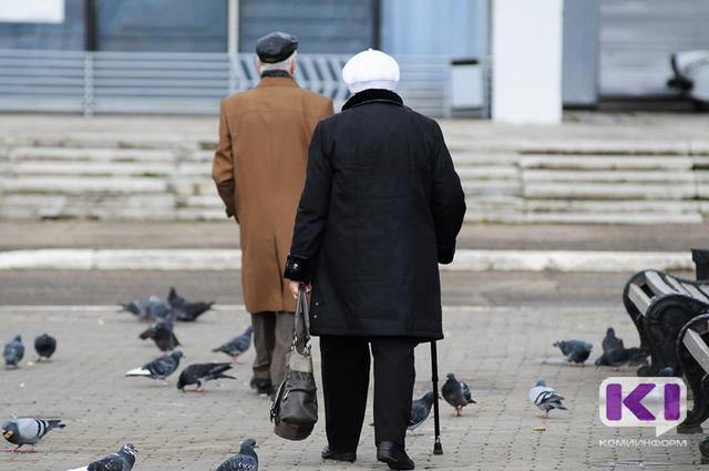 Сыктывкарские полицейские по горячим следам раскрыли ограбление пенсионерки