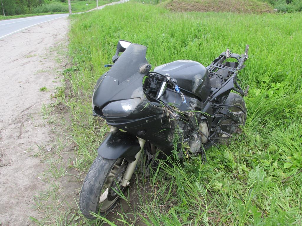 В Печоре и Ухте пострадали водители мотоциклов