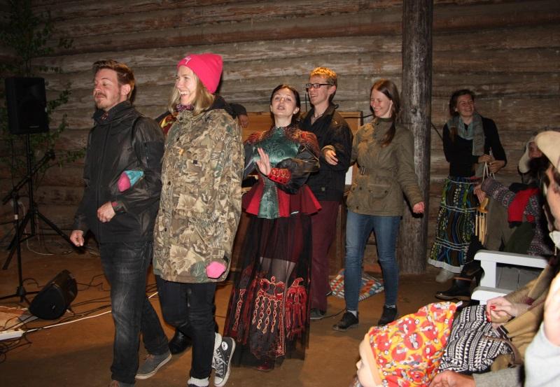 Сыктывкарские авторы представили в Эстонии фильмы, посвященные эстонцам в Крыму, води и сето