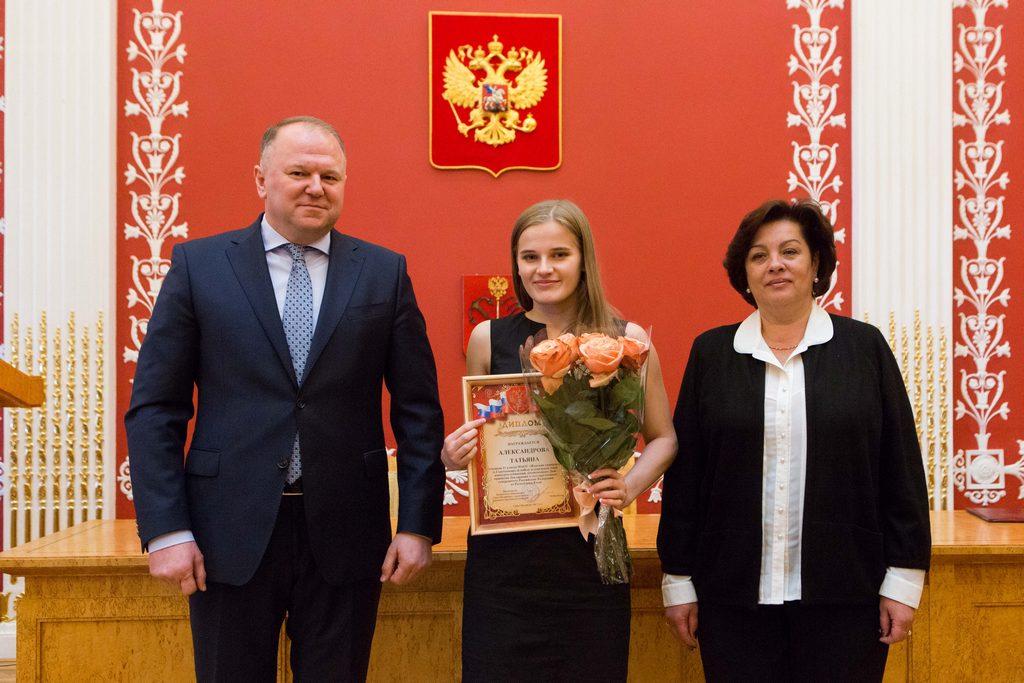 Сыктывкарка Татьяна Александрова стала победителем окружного этапа Всероссийского конкурса сочинений