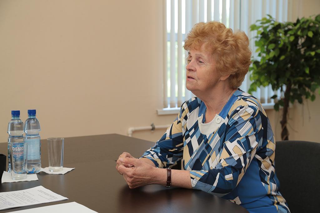Педагог из Сосногорска Маина Колесникова поддержала инициативу главы Коми по обучению школьников основам предпринимательства