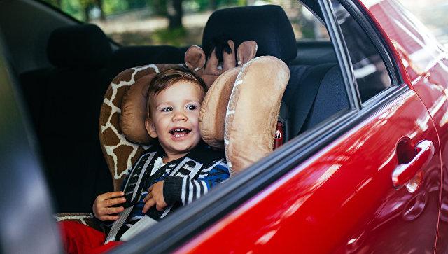 ВМВД разъяснили изменения вправилах о транспортировке детей