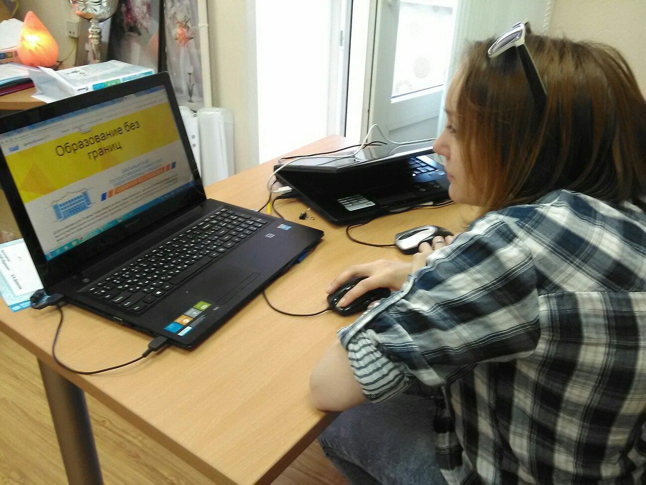 Людей с инвалидностью Коми бесплатно обучают работе на компьютере