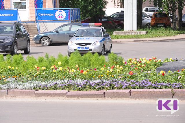 Полиция Сыктывкара назвала четыре наиболее аварийных участка в городе