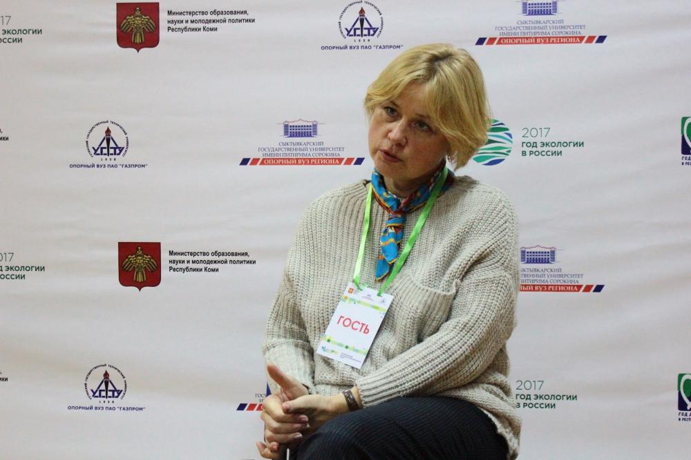 Заместитель мэра Ухты готова стать посредником между молодежью и властью