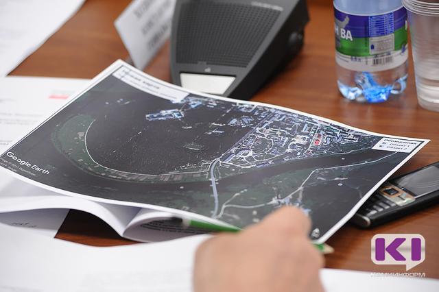 В Госсовете Коми обсудили строительство вертолетной площадки в Шудаяге