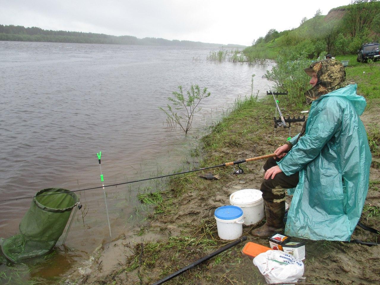 В Сыктывдинском районе выберут лучших рыбаков