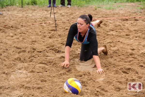 В Сыктывкаре пройдет Чемпионат Коми по пляжному волейболу