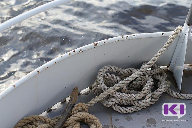 В Корткеросском районе утонул рыбак