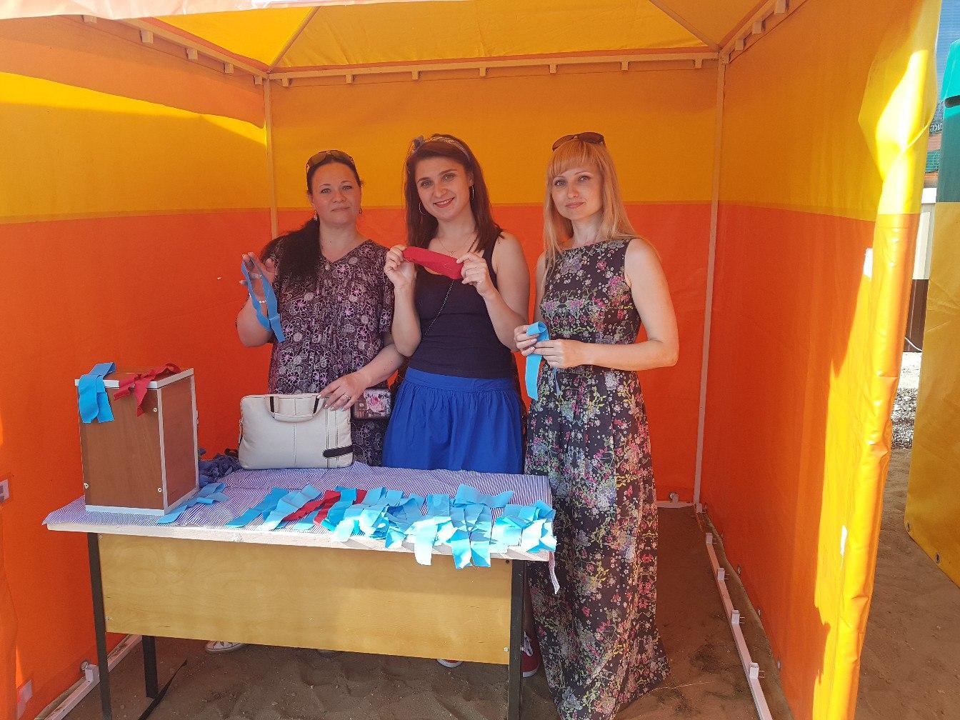 На рок-фестивале в Сосногорске волонтеры собирали деньги для больных детей