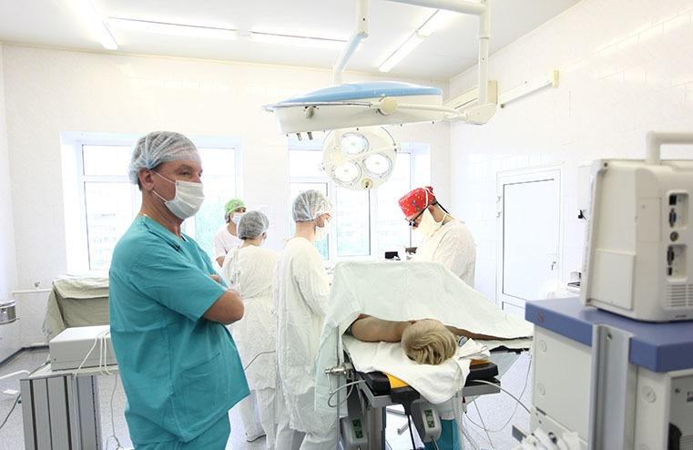 Детские хирурги изКоми провели вЧереповце 11 сложнейших операций