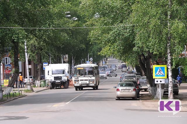 В Сыктывкаре изменены схемы движения ряда автобусных маршрутов