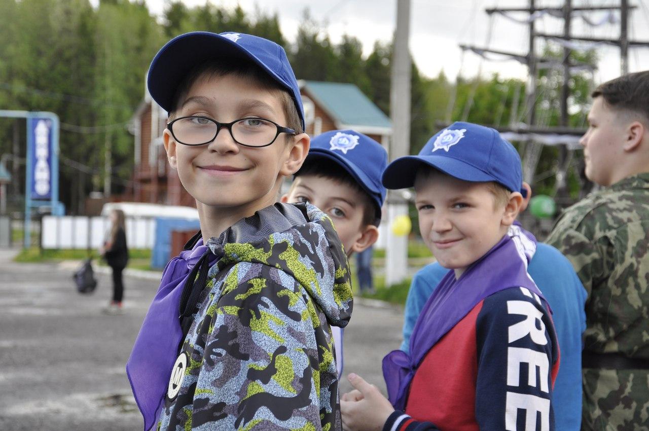 Сыктывкарцы могут записать детей в лагерь